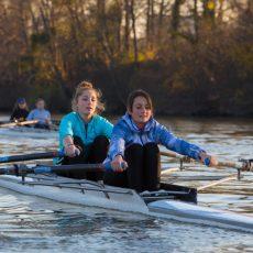 Innovation et développement d'un club d'aviron