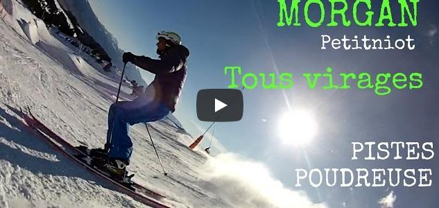Interview du labo du Skieur, comment personnaliser l'enseignement d'un sport ?