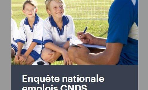 Le dispositif Emploi CNDS renforce les structures employeurs