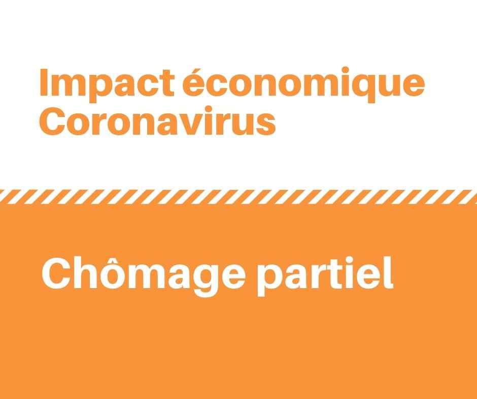 impact économique coronavirus